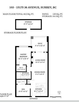 Photo 33: 103 15175 36 AVENUE in Surrey: Morgan Creek Condo for sale (South Surrey White Rock)  : MLS®# R2511016