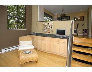 """Photo 9: 1 766 W 7TH Avenue in Vancouver: Fairview VW Townhouse for sale in """"WILLOW COURT"""" (Vancouver West)  : MLS®# V778487"""