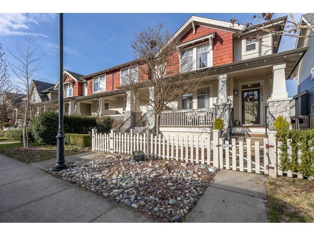 """Main Photo: 22973 BILLY BROWN Road in Langley: Fort Langley Condo for sale in """"Bedford Landing"""" : MLS®# R2438448"""