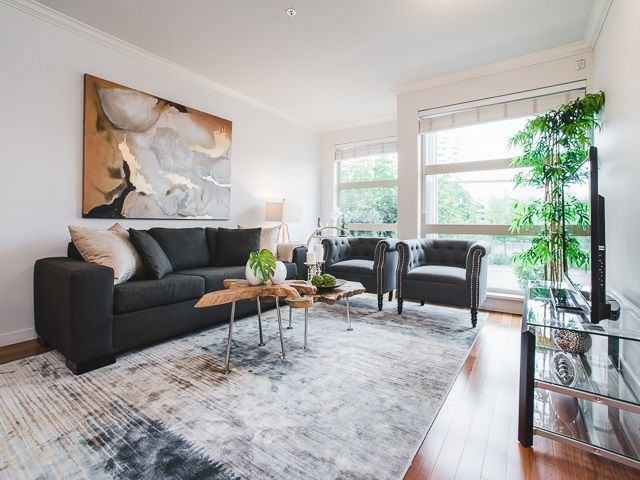 "Main Photo: 3 618 W 6TH Avenue in Vancouver: Fairview VW Townhouse for sale in ""Stella Del Fiordo"" (Vancouver West)  : MLS(r) # R2191280"