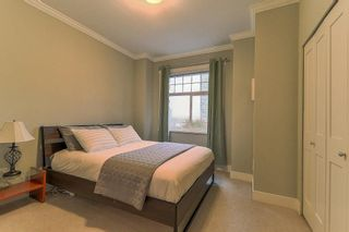 "Photo 16: 206 828 ROYAL Avenue in New Westminster: Downtown NW Townhouse for sale in ""BRICKSTONE WALK"" : MLS®# R2222014"