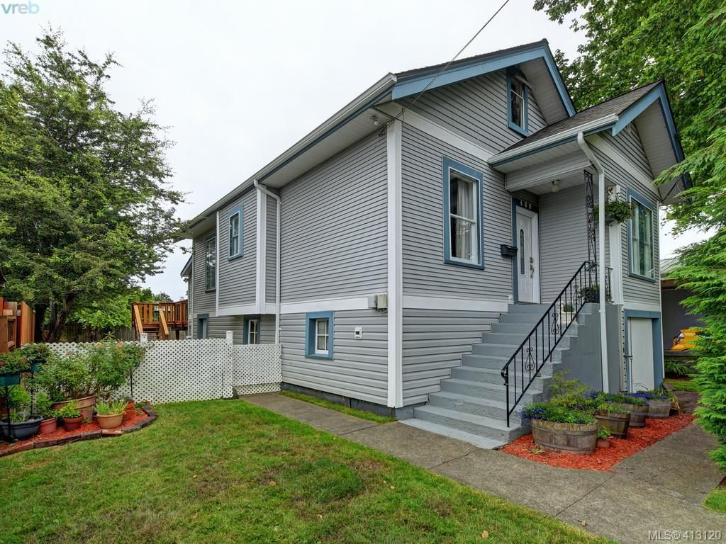 Main Photo: 489 Swinford St in VICTORIA: Es Saxe Point House for sale (Esquimalt)  : MLS®# 819230