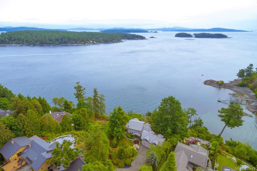 Main Photo: 1724 Shearwater Terr in North Saanich: NS Lands End Land for sale : MLS®# 835449