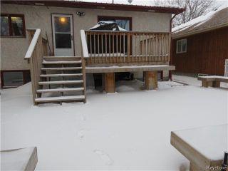 Photo 14: 962 Lemay Avenue in WINNIPEG: Fort Garry / Whyte Ridge / St Norbert Residential for sale (South Winnipeg)  : MLS®# 1500982