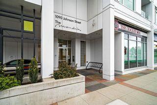 Photo 3: 805 1090 Johnson St in Victoria: Vi Downtown Condo for sale : MLS®# 878694