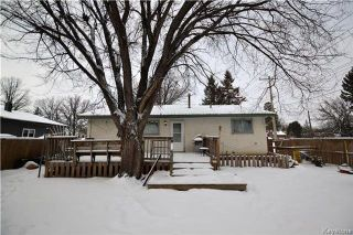 Photo 7: 681 Fairmont Road in Winnipeg: Charleswood Residential for sale (1G)  : MLS®# 1800925