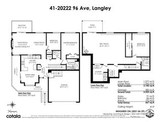 """Photo 31: 41 20222 96 Avenue in Langley: Walnut Grove Townhouse for sale in """"Windsor Gardens"""" : MLS®# R2597254"""