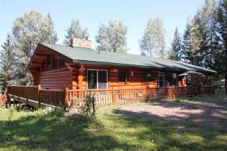 Photo 1: 6619 HORSE LAKE ROAD: Horse Lake Residential Detached for sale (100 Mile House (Zone 10))  : MLS®# R2395609