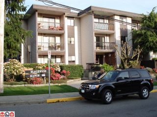 "Photo 1: 118 1442 BLACKWOOD Street: White Rock Condo for sale in ""BLACKWOOD MANOR"" (South Surrey White Rock)  : MLS®# F1103231"