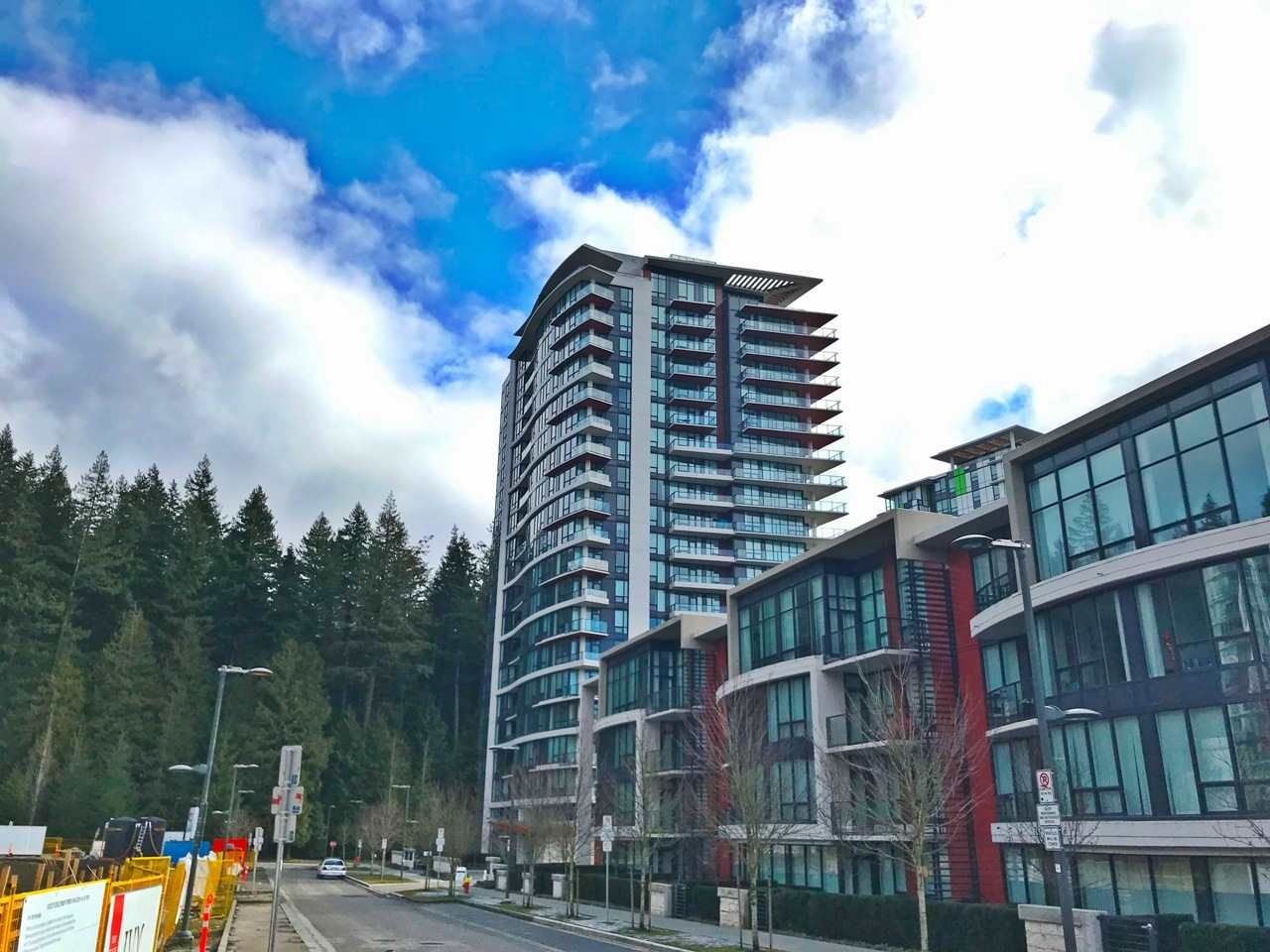 "Main Photo: 1707 5628 BIRNEY Avenue in Vancouver: University VW Condo for sale in ""THE LAUREATE"" (Vancouver West)  : MLS®# R2384950"