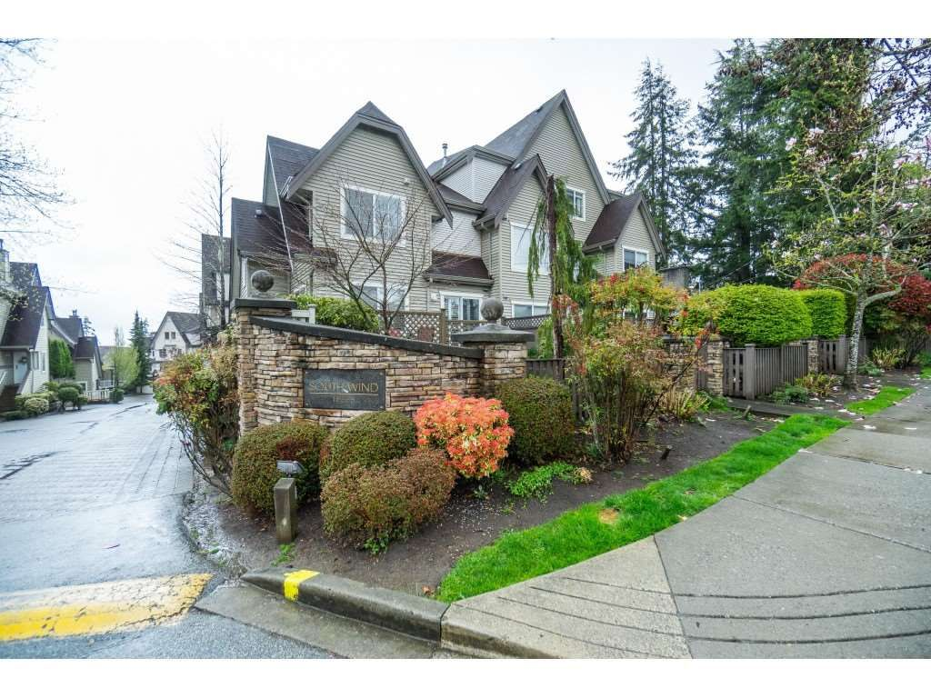 """Main Photo: 42 15355 26 Avenue in Surrey: King George Corridor Townhouse for sale in """"South Wind"""" (South Surrey White Rock)  : MLS®# R2357732"""