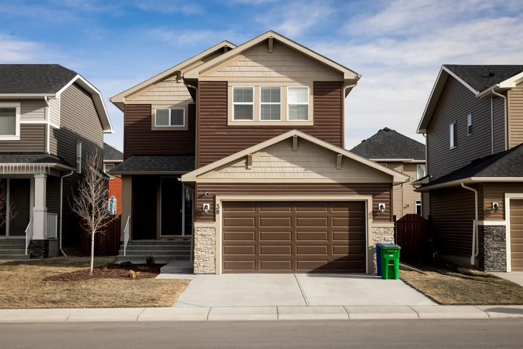 Main Photo: 38 Baywater Lane SW: Airdrie Detached for sale : MLS®# A1090593