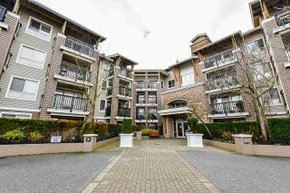 "Photo 1: 301 8915 202 Street in Langley: Walnut Grove Condo for sale in ""HAWTHORNE"" : MLS®# R2526896"