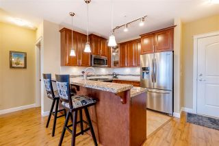 """Photo 2: 523 8067 207 Street in Langley: Willoughby Heights Condo for sale in """"Yorkson Creek - Parkside 1 (Bldg A)"""" : MLS®# R2451960"""