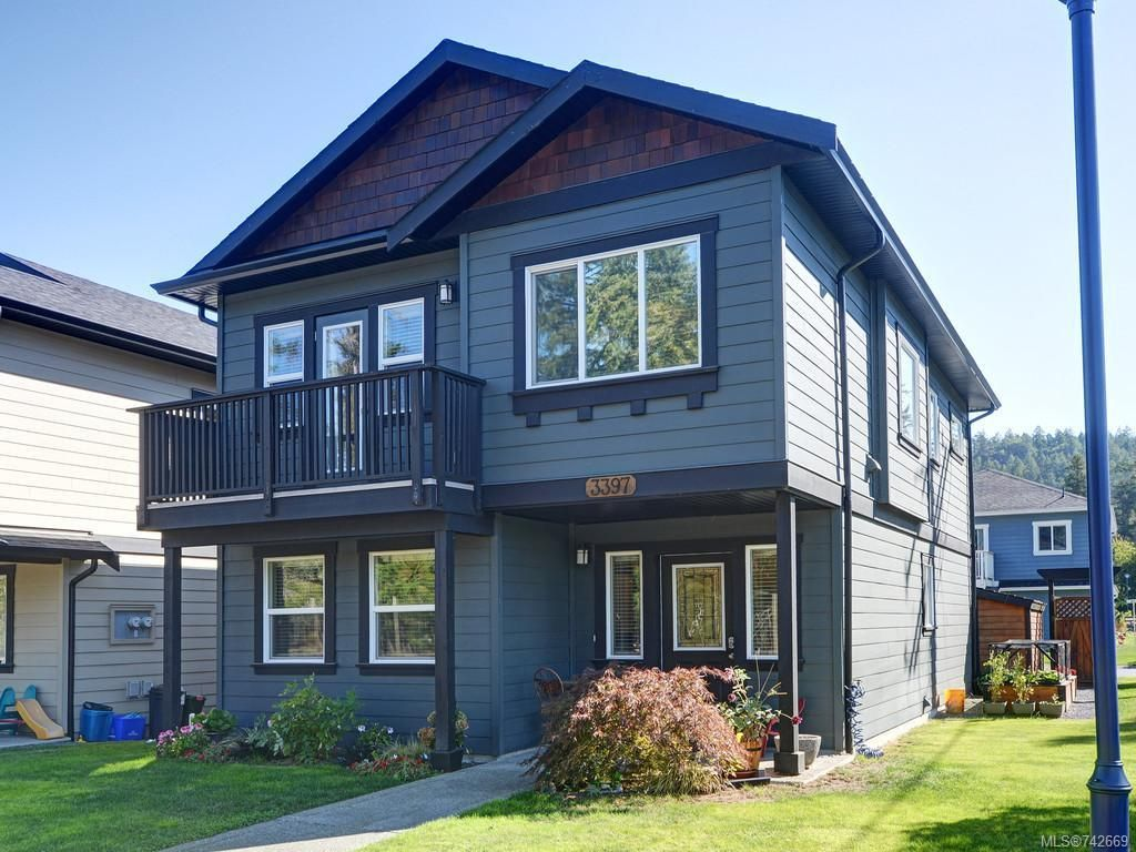 Main Photo: GREATER VICTORIA REAL ESTATE = LANGFORD FAMILY HOME For Sale SOLD With Ann Watley