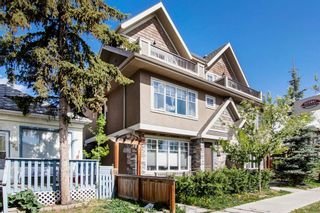 Photo 2: 2 924 3 Avenue NW in Calgary: Sunnyside Row/Townhouse for sale : MLS®# A1109840