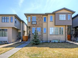 Photo 1: 2343 22 Avenue SW in Calgary: Richmond Semi Detached for sale : MLS®# A1028227