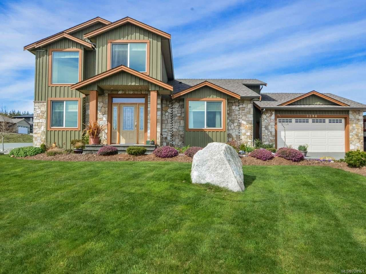 Main Photo: 3396 Willow Creek Rd in CAMPBELL RIVER: CR Willow Point House for sale (Campbell River)  : MLS®# 724161