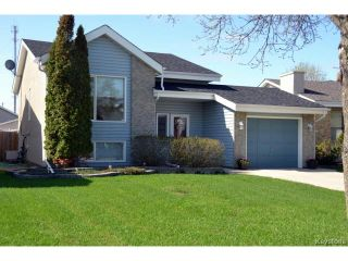 Photo 20: 58 Becontree Bay in WINNIPEG: St Vital Residential for sale (South East Winnipeg)  : MLS®# 1411805