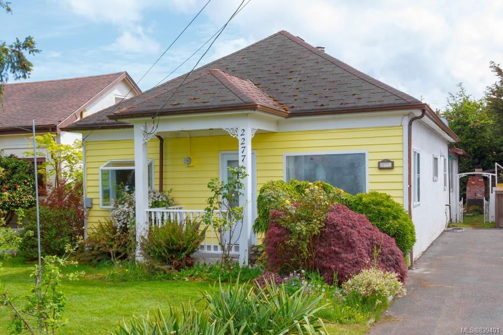 Main Photo: 2277 Bradford Ave in Sidney: Si Sidney North-East House for sale : MLS®# 839401