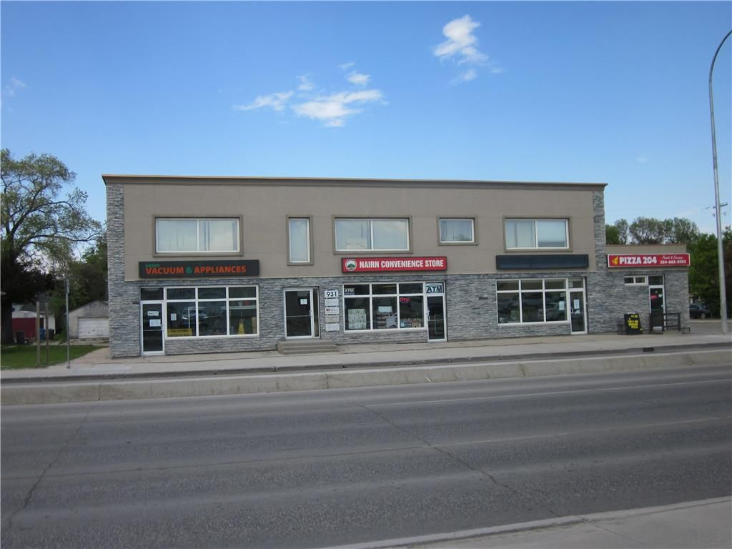 Main Photo: 929 Nairn Avenue in Winnipeg: Industrial / Commercial / Investment for sale (3B)  : MLS®# 202113401