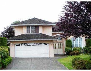 Main Photo: 2131 DAVIES CT in Richmond: Bridgeport RI House for sale : MLS®# V549566