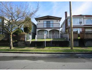 Photo 2: 4312 ONTARIO Street in Vancouver: Main House for sale (Vancouver East)  : MLS®# V803469