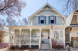 Main Photo: 1629 Broadview Road NW in Calgary: Hillhurst Detached for sale : MLS®# A1100293