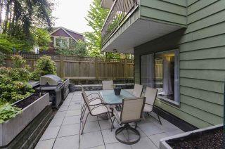 "Photo 19: 114 1844 W 7TH Avenue in Vancouver: Kitsilano Condo for sale in ""CRESTVIEW"" (Vancouver West)  : MLS®# R2061882"
