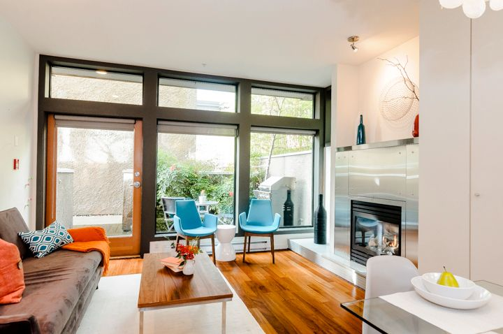 Photo 9: Photos: 3119 Prince Edward Street in Vancouver: Mount Pleasant VE Townhouse for sale (Vancouver East)  : MLS®# R2028836