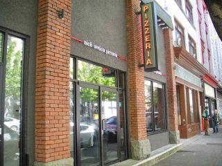 Photo 1: 62 E CORDOVA Street in Vancouver: Downtown VE Retail for lease (Vancouver East)  : MLS®# C8038050