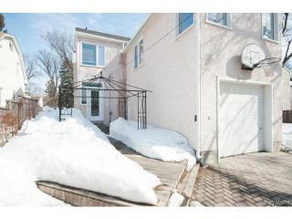 Photo 19: 443 Campbell Street in WINNIPEG: River Heights / Tuxedo / Linden Woods Residential for sale (South Winnipeg)  : MLS®# 1406257