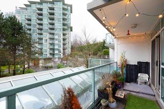 "Photo 7: 203 2763 CHANDLERY Place in Vancouver: South Marine Condo for sale in ""RIVER DANCE"" (Vancouver East)  : MLS®# R2526215"