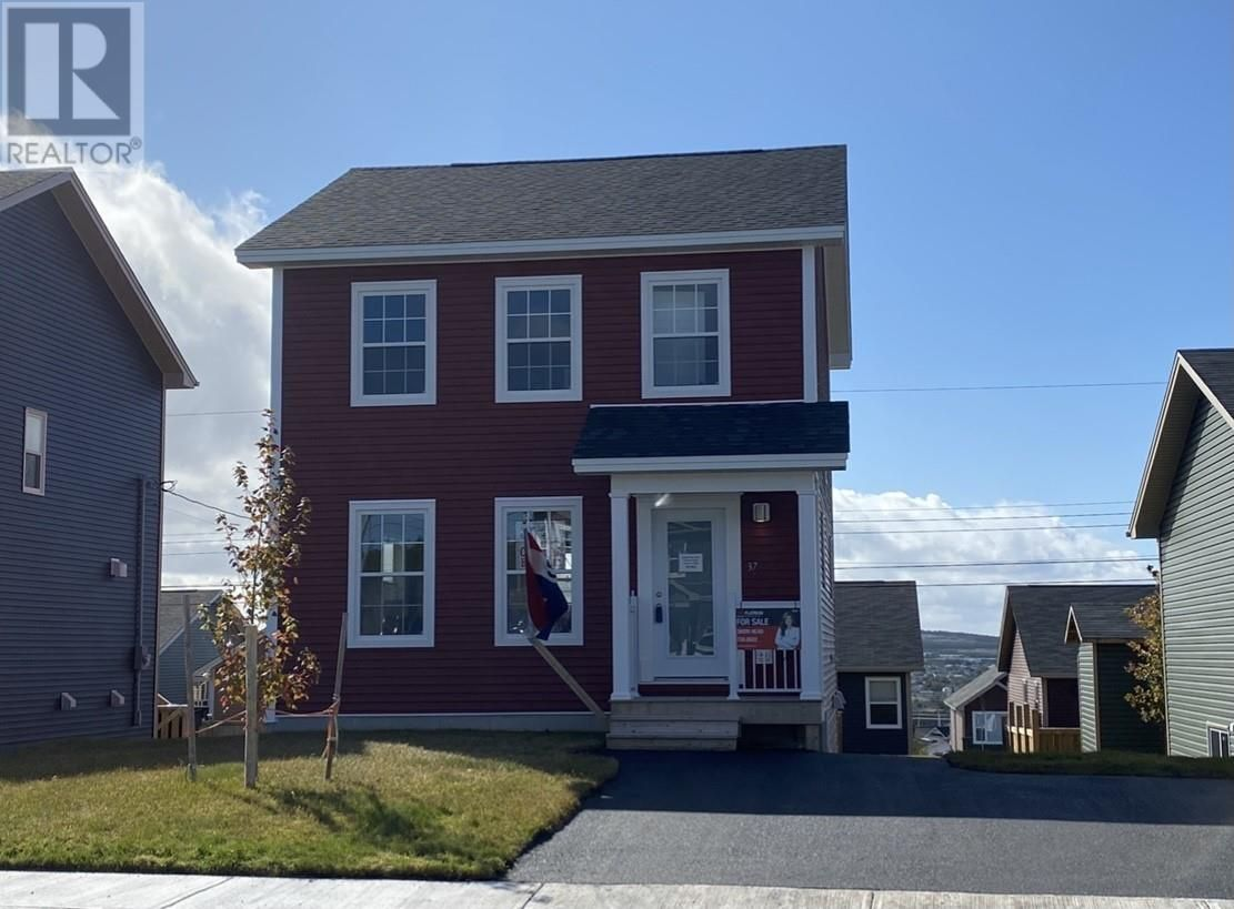 Main Photo: 37 Lasalle Drive in Mount Pearl: House for sale : MLS®# 1237129