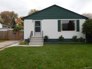 Photo 2: 646 Government Avenue in WINNIPEG: East Kildonan Residential for sale (North East Winnipeg)  : MLS®# 1424199