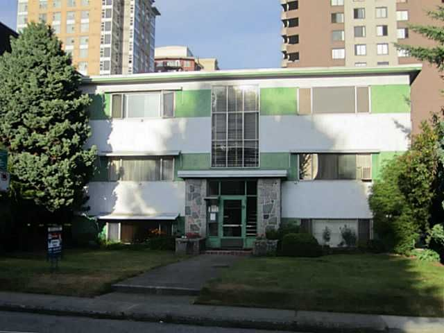 Main Photo: # 1 1420 CHESTERFIELD AV in North Vancouver: Central Lonsdale Condo for sale : MLS®# V1021439