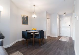 """Photo 10: 408 8430 JELLICOE Street in Vancouver: South Marine Condo for sale in """"Boardwalk"""" (Vancouver East)  : MLS®# R2620005"""