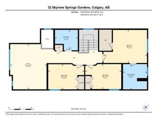 Photo 48: 32 SKYVIEW SPRINGS Gardens NE in Calgary: Skyview Ranch Detached for sale : MLS®# A1118652