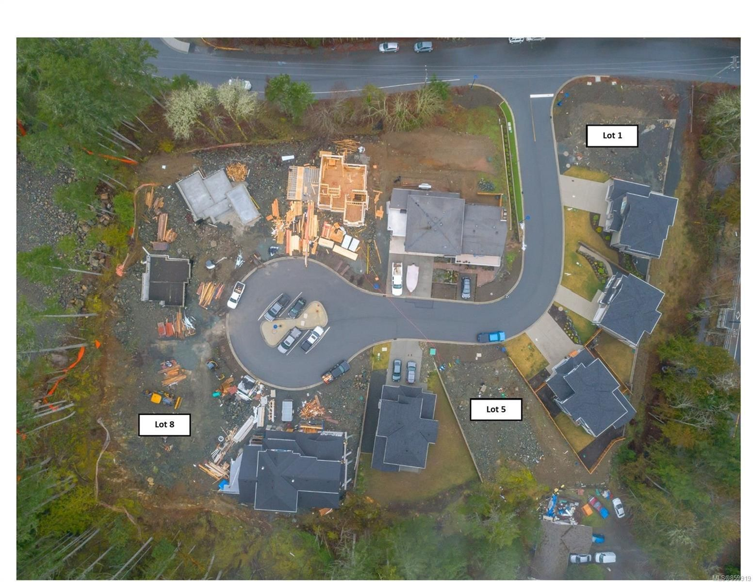 Main Photo: 3619 Urban Rise in : La Olympic View Land for sale (Langford)  : MLS®# 859919