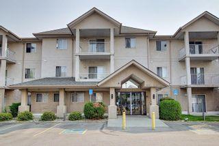 Photo 1: 137 16221 95 Street in Edmonton: Zone 28 Condo for sale : MLS®# E4259149