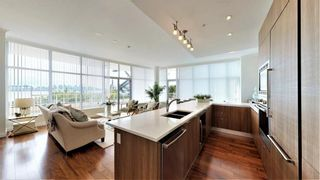"""Photo 3: 106 175 VICTORY SHIP Way in North Vancouver: Lower Lonsdale Condo for sale in """"CASCADE WEST AT THE PIER"""" : MLS®# R2593233"""