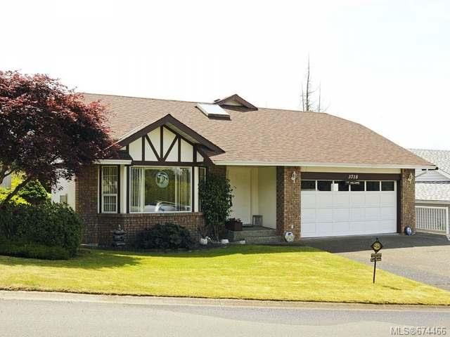 Main Photo: 3718 N Arbutus Dr in COBBLE HILL: ML Cobble Hill House for sale (Malahat & Area)  : MLS®# 674466