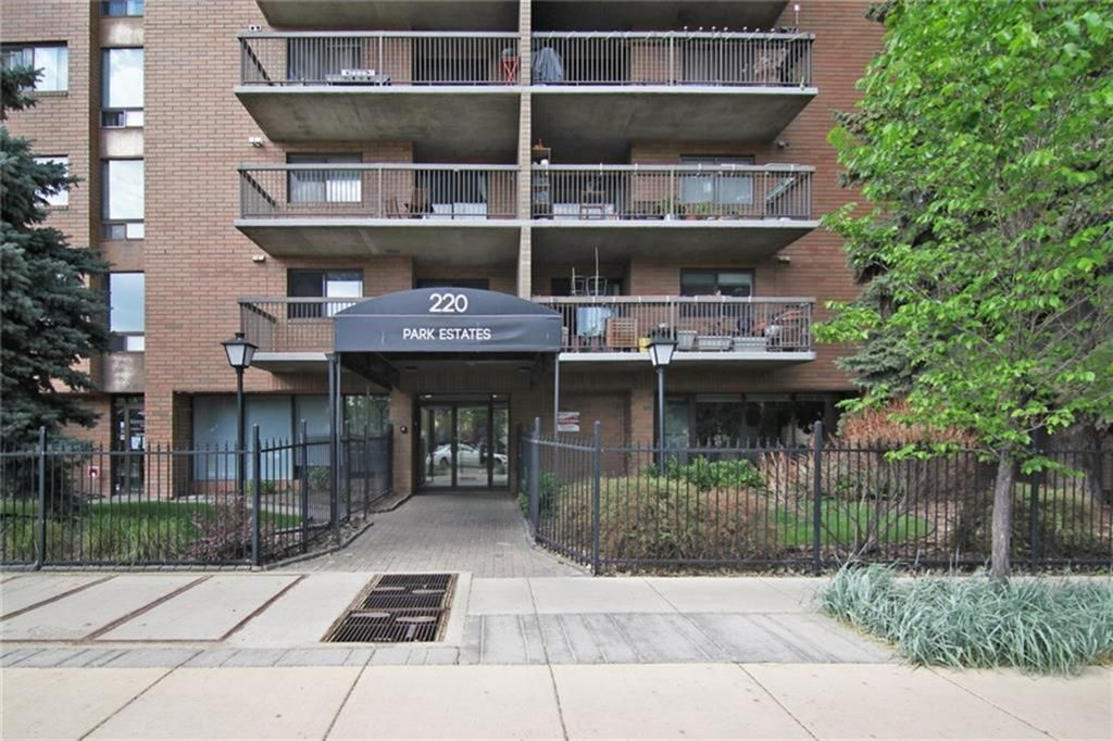 Main Photo: 203 220 13 Avenue SW in Calgary: Beltline Apartment for sale : MLS®# A1125084