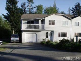 Photo 1: 6939 Larkspur Rd in SOOKE: Sk Broomhill Half Duplex for sale (Sooke)  : MLS®# 537080