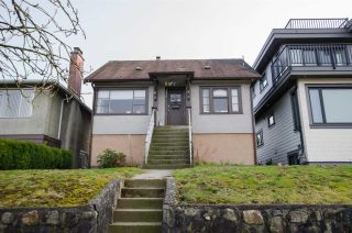 Photo 1: 2876 E 22ND Avenue in Vancouver: Renfrew Heights House for sale (Vancouver East)  : MLS®# R2442169