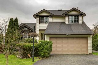 Main Photo: 2420 MAGELLAN Court in Coquitlam: Cape Horn House for sale : MLS®# R2536511