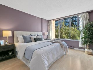"""Photo 15: 204 1860 ROBSON Street in Vancouver: West End VW Condo for sale in """"Stanley Park Place"""" (Vancouver West)  : MLS®# R2619099"""