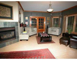 """Photo 3: 815 SPENCE Way: Anmore House for sale in """"ANMORE"""" (Port Moody)  : MLS®# V679322"""