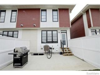 Photo 37: 153 3229 ELGAARD Drive in Regina: HS-Hawkstone Fourplex for sale (Regina Area 01)  : MLS®# 553790
