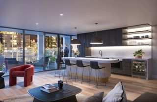 """Photo 6: 2107 828 CAMBIE Street in Vancouver: Cambie Condo for sale in """"Block Residences"""" (Vancouver West)  : MLS®# R2620327"""